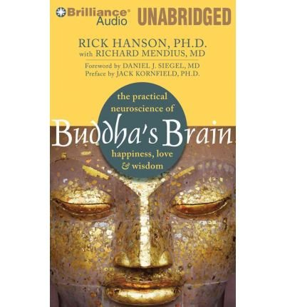 Buddha's Brain: The Practical Neuroscience of Happiness, Love & Wisdom (CD-Audio) - Common