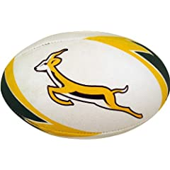 Buy South Africa Mini Rugby Ball by Red Rhino Sports