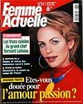 FEMME ACTUELLE [No 641] du 06/01/1997...