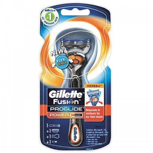 Gillette Razor Fusion Proglide Power (Gillette Electric Razor compare prices)