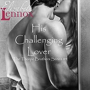 His Challenging Lover Audiobook