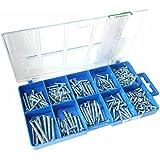 CONNEX DP8500052 Wood Screw Kit (215 Pieces)