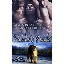 Falke's Peak (       UNABRIDGED) by Anna Leigh Keaton Narrated by Gina Cedarwood