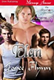 Elan [Beyond the Marius Brothers 8] (Siren Publishing Menage Amour ManLove)