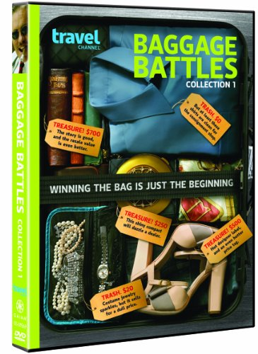 Baggage Battles Collection 1 / (Ws) [DVD] [Region 1] [NTSC] [US Import] hier kaufen