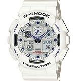 Casio G-Shock Classic Series White Watch GA100A-7A
