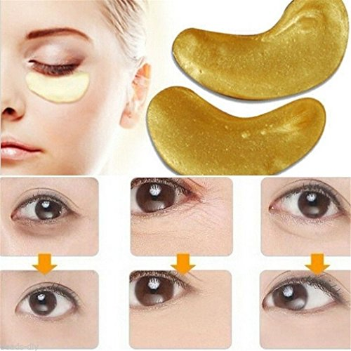 Buy Collagen Eye Pads Now!