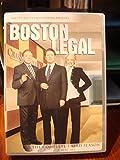 BOSTON LEGAL SEASON 3 - DVD Movie