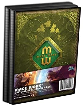 Mage Wars Official Spellbook Pack