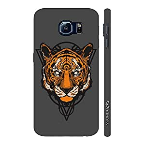 Enthopia Designer Hardshell Case Musky Tiger Back Cover for Samsung Galaxy S7 Plus