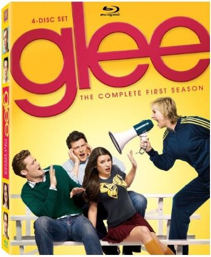Glee: The Complete First Season (Exclusive 4-Disc Blu-ray Edition) [Blu-ray]