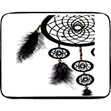 Snoogg Dream Catcher 10 To 10.6 Inch Laptop Netbook Notebook Slipcase Sleeve