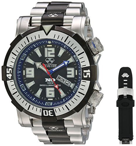 REACTOR-Mens-55903-Poseidon-LE-Classic-Analog-Watch