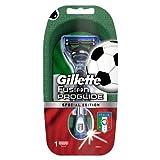 Gillette Fusion ProGlide Manual Silver Touch Razor