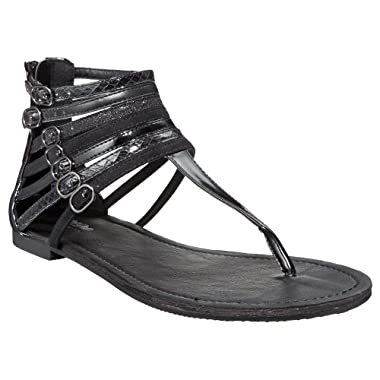 Product Image Women's Mossimo® Peita Flat Thong Sandals - Black
