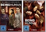 Being Human - Staffel 1+2 (8 DVDs)