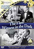 The Flaw/Witness In The Dark [DVD]