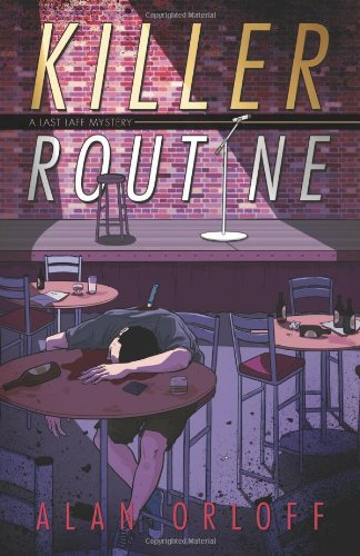 Killer Routine (A Last Laff Mystery)