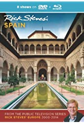 Rick Steves' Spain DVD & Blu-Ray 2000–2014