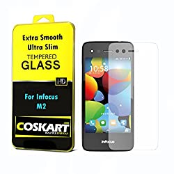Coskart Tempered Glass For Infocus M2