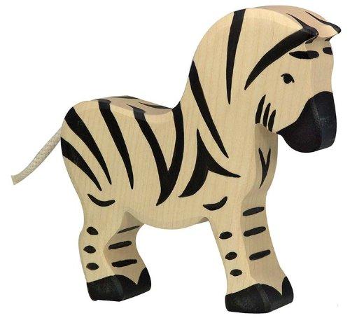 Holztiger Wooden Zebra - 1