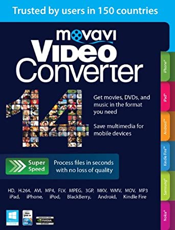 Movavi Video Converter 14 Personal Edition [Download]