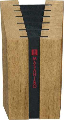 Masahiro 6 Slot Magnetic Knife Block