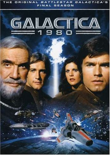 DVD : Galactica 1980: The Complete Series (Full Frame, , Dolby, Digipack Packaging, 2 Disc)