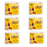 Ezee Tissue Paper Napkins (12*12) 50 Pcs in each Pack(Pack of 6)