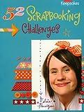 52 Scrapbooking Challenges