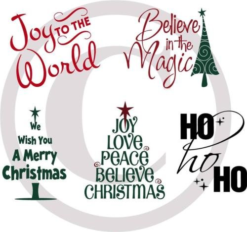 set-of-5-vinyl-decal-stickers-for-glass-blocks-christmas-gift-holiday-home-decor