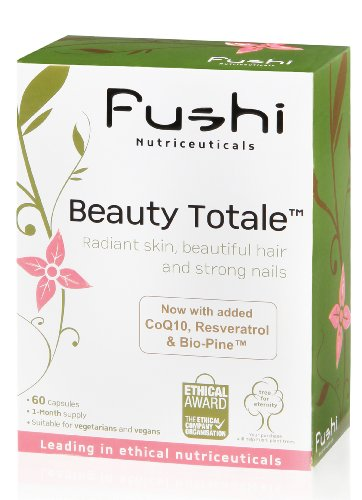 Beauty Totale For Skin Hair Nails And Uv Protection 60 Caps