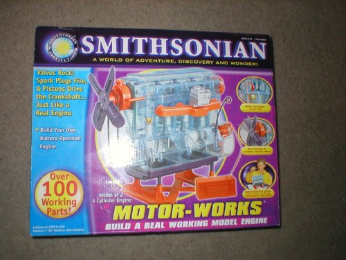 Motor-Works (Smithsonian Motor compare prices)