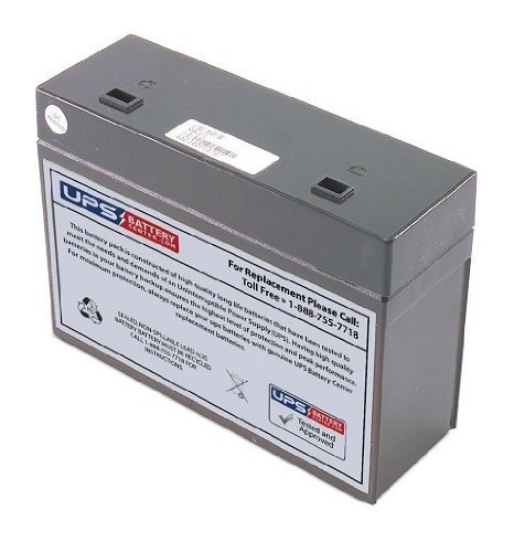BF400C Battery RBC21 by UPSBatteryCenter Compatible Replacement for APC Back-UPS Office 400VA