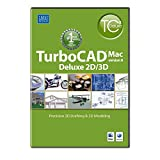 TurboCAD Mac Deluxe 2D/3D v8 [Download]