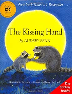 "Cover of ""The Kissing Hand"""