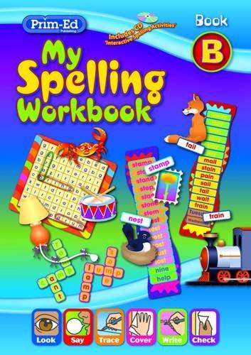 My Spelling Workbook B (Spelling Workbooks)