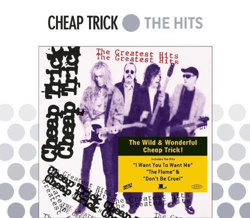 CHEAP TRICK - Guitar Rock The Late