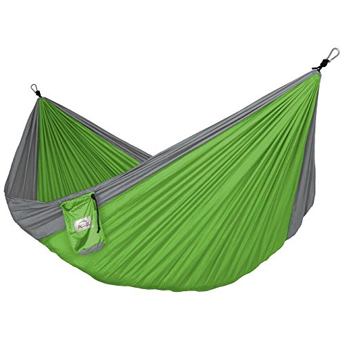 Double and Single Camping Hammocks for Travel, Camping, Hiking, Backpacking,Swing