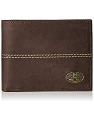 Swiss Military  Brown Men's Wallet (LW-16)