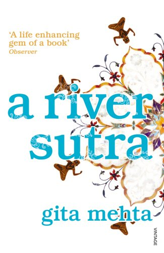 a river sutra Michelle vernon the creative process ms vance september 16, 2013 a river sutra in what ways is our narrator's life and experiment now the creative process the narrator exemplifies the creative process in many ways throughout the book, including his management of the narmada guesthouse.