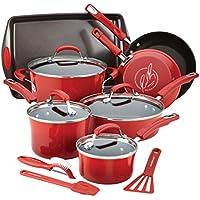 Rachael Ray 14626 14-Pc. Cookware Set