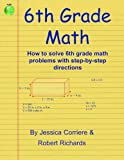 img - for 6th Grade Math Study Guide book / textbook / text book