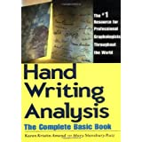 Handwriting Analysis: The Complete Basic Bookby Karen Amend