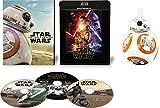【Amazon.co.jp限定】 スター・ウォーズ/フォースの覚醒 MovieNEX(初回限定版) [ブルーレイ+DVD+デジタルコピー(クラウド対応)+MovieNEXワールド] (BB-8グリーティングカード付) [Blu-ray] ランキングお取り寄せ