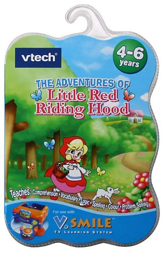 V Smile Game Little Red Riding Hood