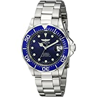 Invicta 17040 Pro Diver Automatic Dark Blue Dial Stainless Steel Men's Watch