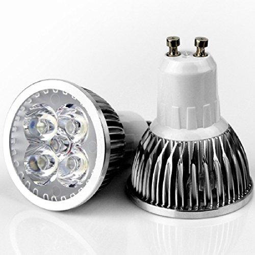 Mr16 Gu10 Led Bulb Light Spot Lamp Gu10 6W(85-265V) Cool White