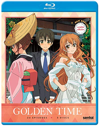 Blu-ray : Golden Time (3 Discos)