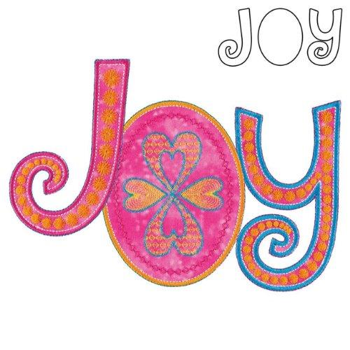 Accuquilt Go! Joy By Sarah Vedeler